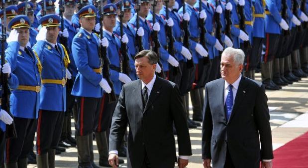 Bo Pahor poslej letel z Nikolićevim Falconom?