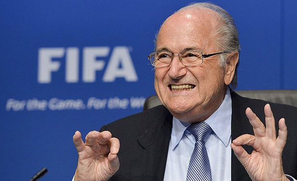 Sepp Blatter se bo zdravil v Izoli. Ga bo na čelu FIFE morda nadomestil Zoran Janković?